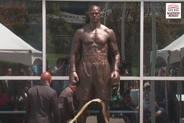 ¿Conocéis al dopado Evan Fields? Ahora tiene una estatua en Atlanta… La historia oscura de Evander Holyfield