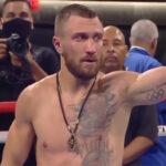 Vasiliy Lomachenko tras victoria ante Masayoshi Nakatani
