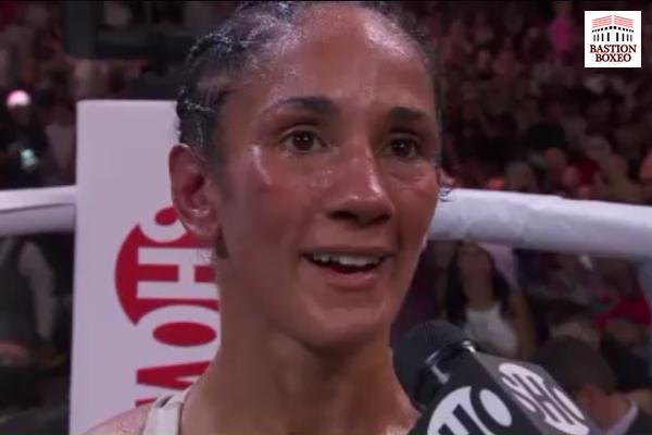 Amanda Serrano conservó sus cinturones mundiales y su puesto libra por libra con claro triunfo sobre la campeona Yamileth Mercado