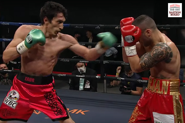 Imagen del enfrentamiento Zaur Abdullaev vs. Dejan Zlaticanin