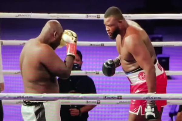 El peso pesado Martin Bakole logró sencillísimo triunfo y podría disputar crucial combate a continuación