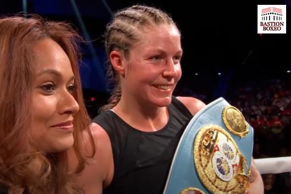 Breve: Aplazada de nuevo la pelea por la corona indiscutida del peso supermedio femenino Crews-Cederroos