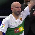 Tras su combate ante Jayro Durán, Kiko Martínez es declarado vencedor