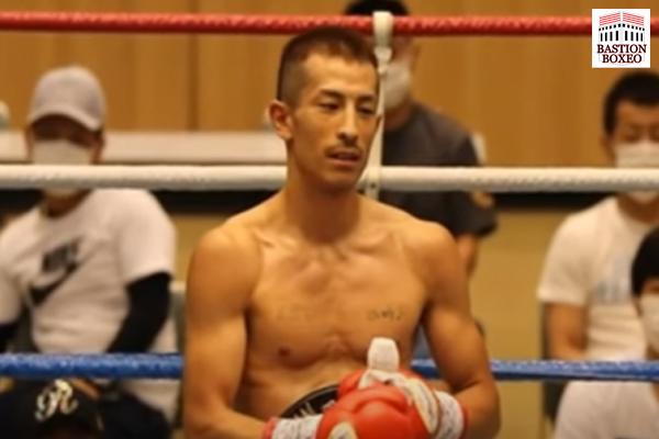 Actualización en el estado de las divisiones: nuevo campeón mundial WBC Masamichi Yabuki