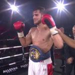 Mathieu Bauderlique es coronado campeón de Europa semipesado