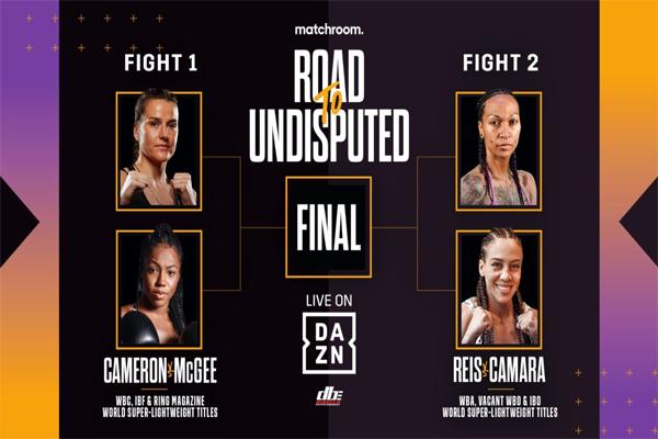 Matchroom y DiBella ofrecerán por DAZN torneo por corona indiscutida superligera femenina. El boxeo femenino sigue su ruta hacia una campeona única por división