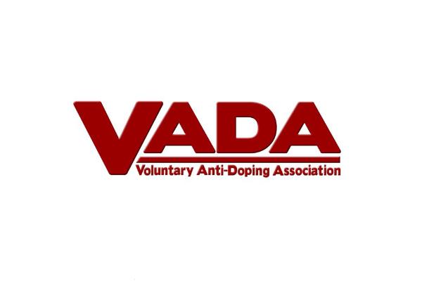 Logo de la Agencia Voluntaria Antidopaje, VADA por sus siglas en inglés