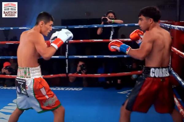 Imagen del combate Eros Correa vs. Katsuma Akitsugi