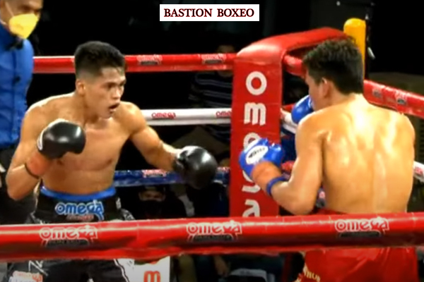 Imagen del combate Tomjune Mangubat vs Allan Villanueva